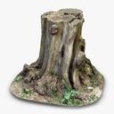 plant elements 3D models