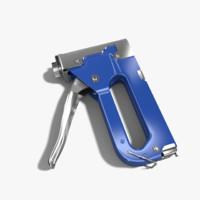 3d x staple gun