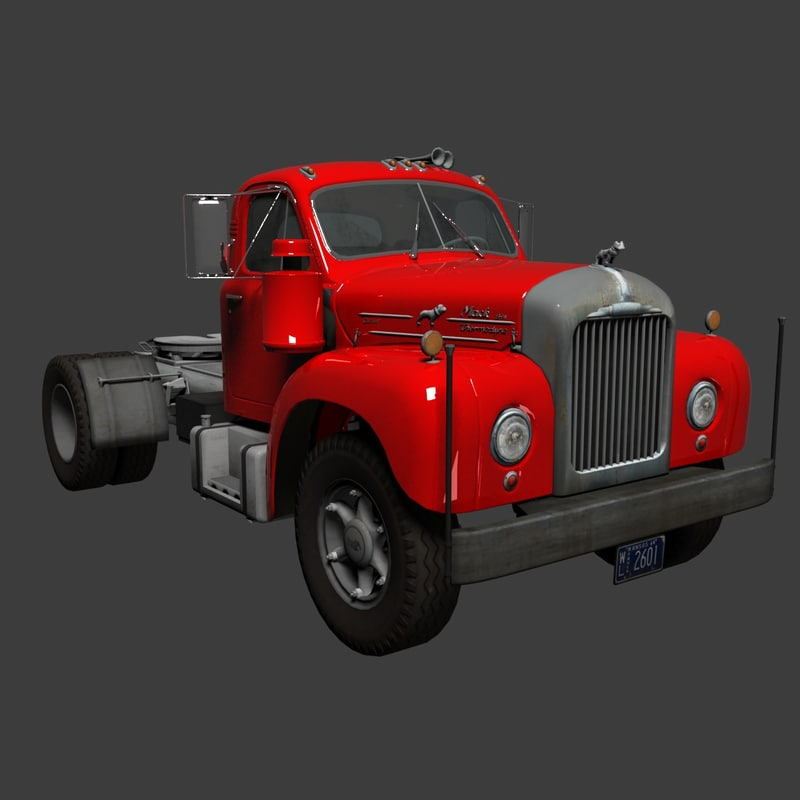 3d 3ds old mack