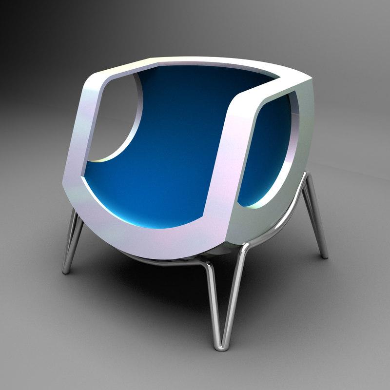 x chair sphere