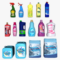 Cleaning Supplies MC-01