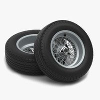 3d car wheels - avon