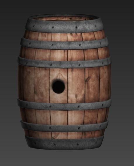 wooden barrel ma