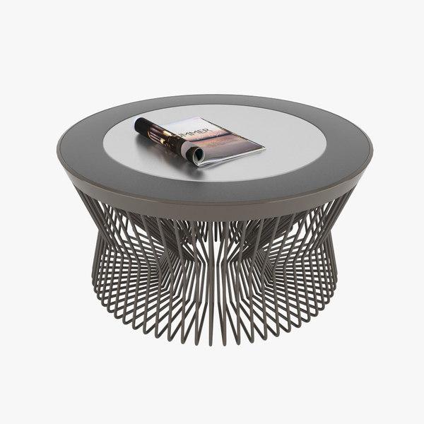 3dsmax garden furniture