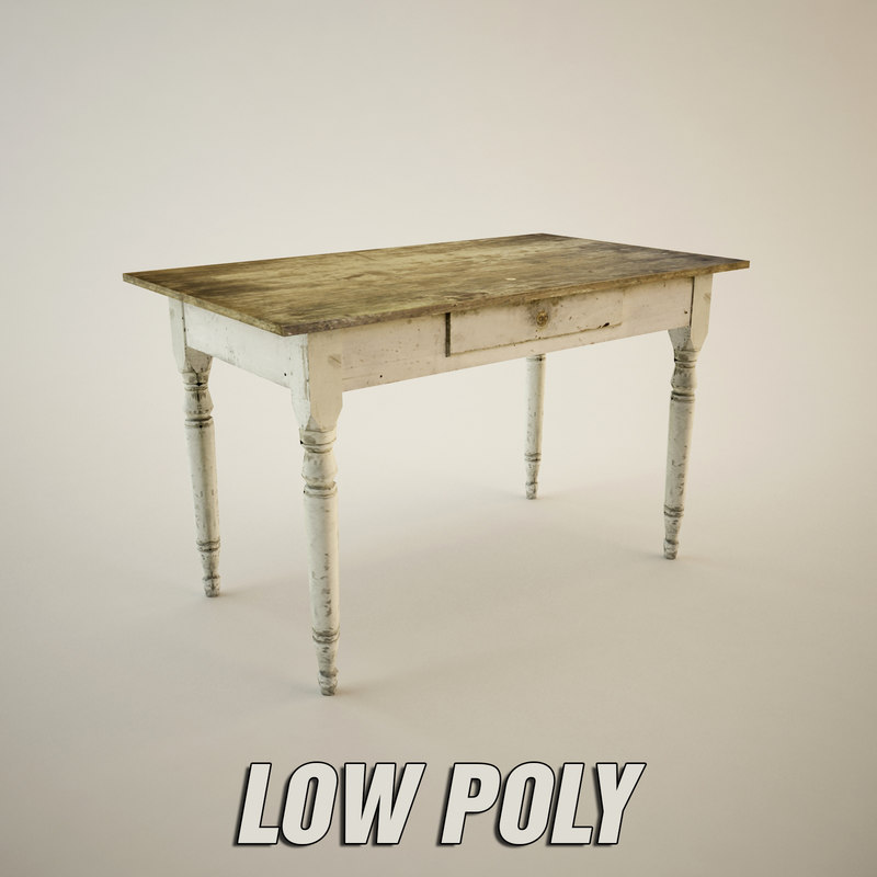max antique table