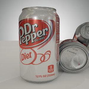 3d ma dr pepper