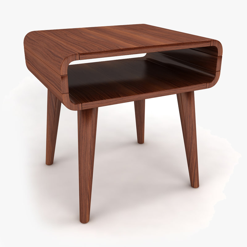 max portland end table