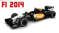 F1 2014 Force India VJM07