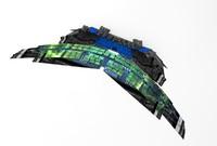 sci-fi keyboard