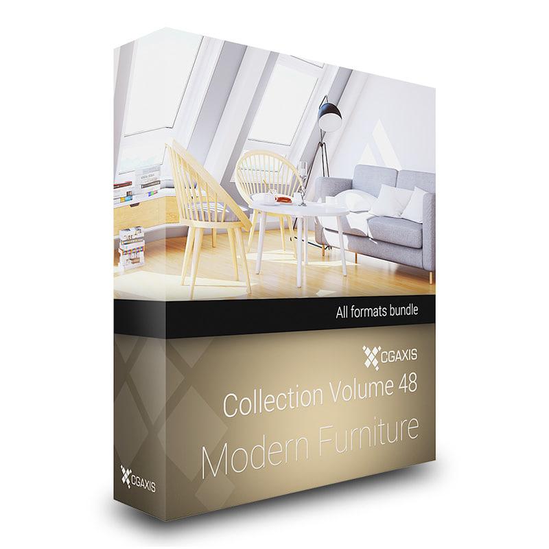 3d volume 48 furniture