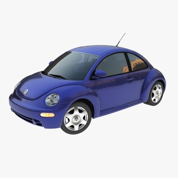 3ds new beetle