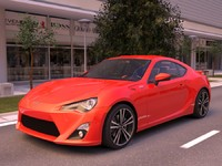 toyota gt 86 3ds