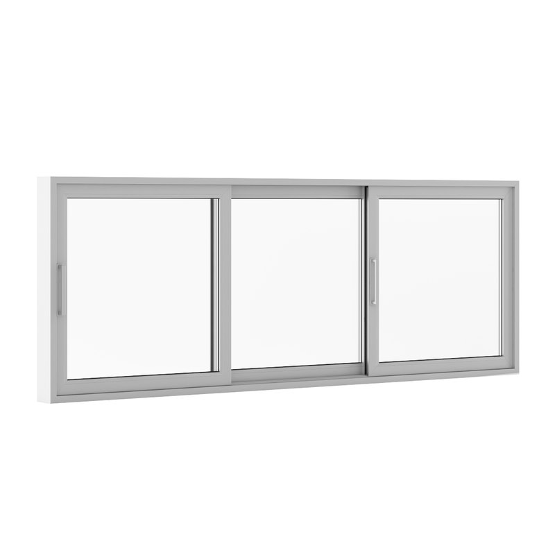 3d window metal
