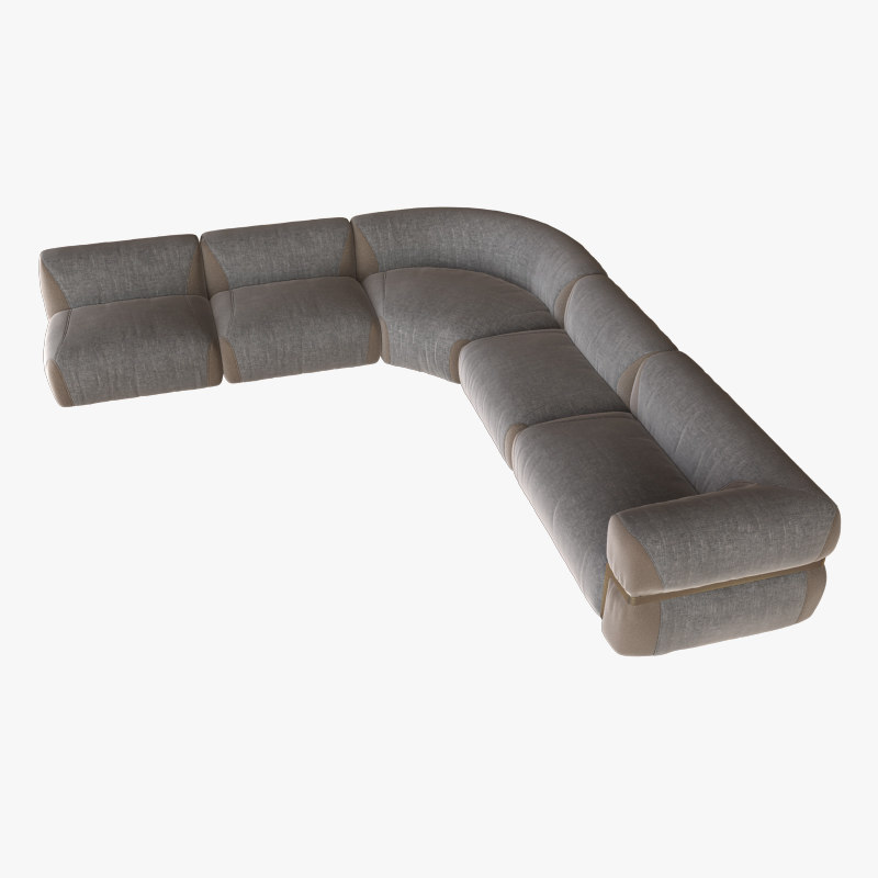 3d arketipo couch