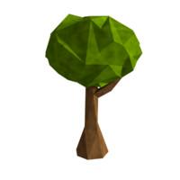 3d tree blender3d