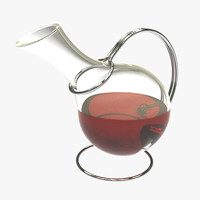 wmf wine decanter 3d model