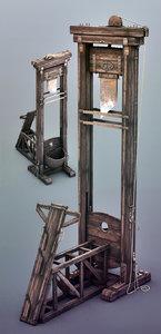 3ds max guillotine