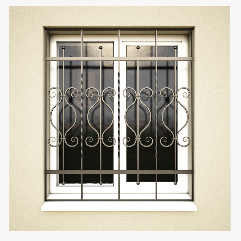 Decorative Security Grilles For Windows Windows Security Bars