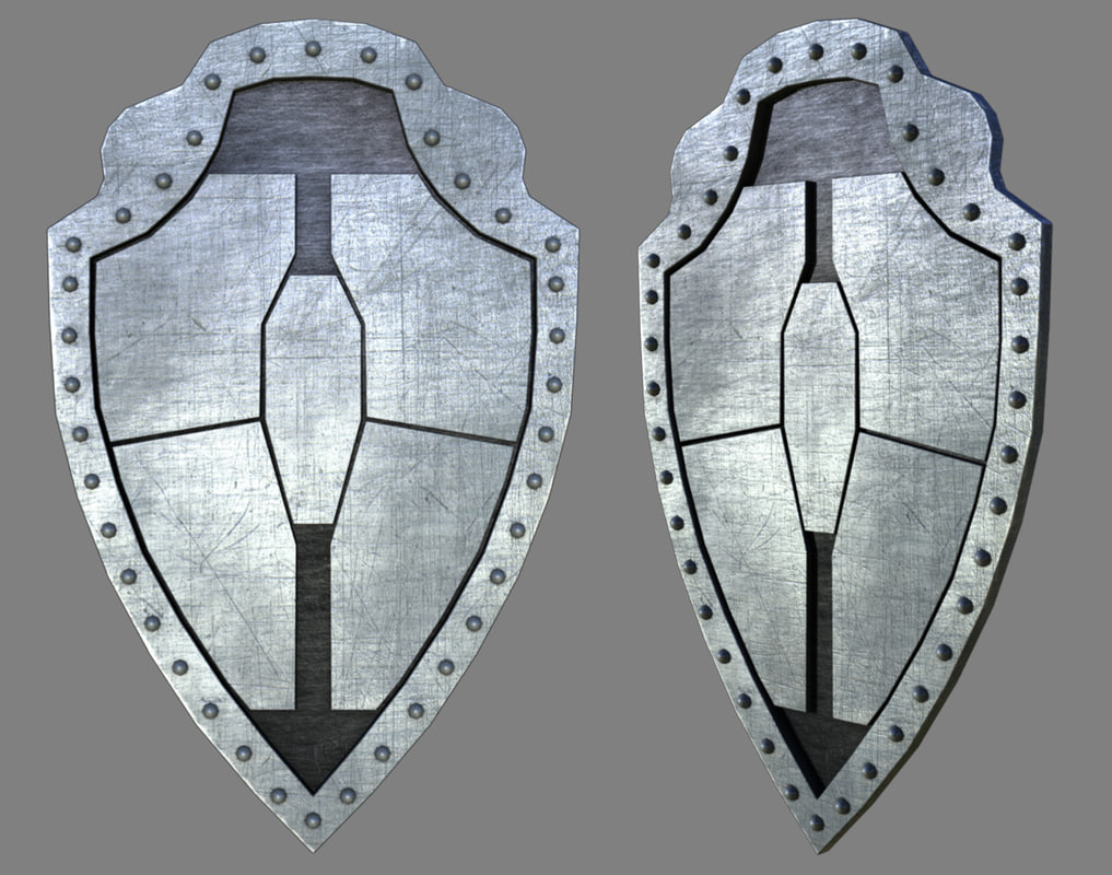 metal shield games animation fbx