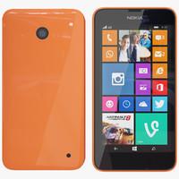 Nokia 635 orange