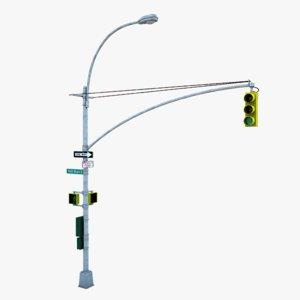 fbx traffic light
