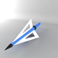 3ds arrow head