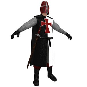 medieval templar max