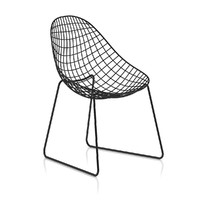 Metal Mesh Chair