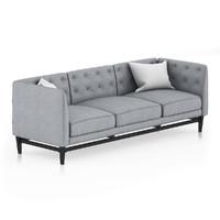 grey sa pillow model