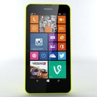 3ds max nokia lumia 630