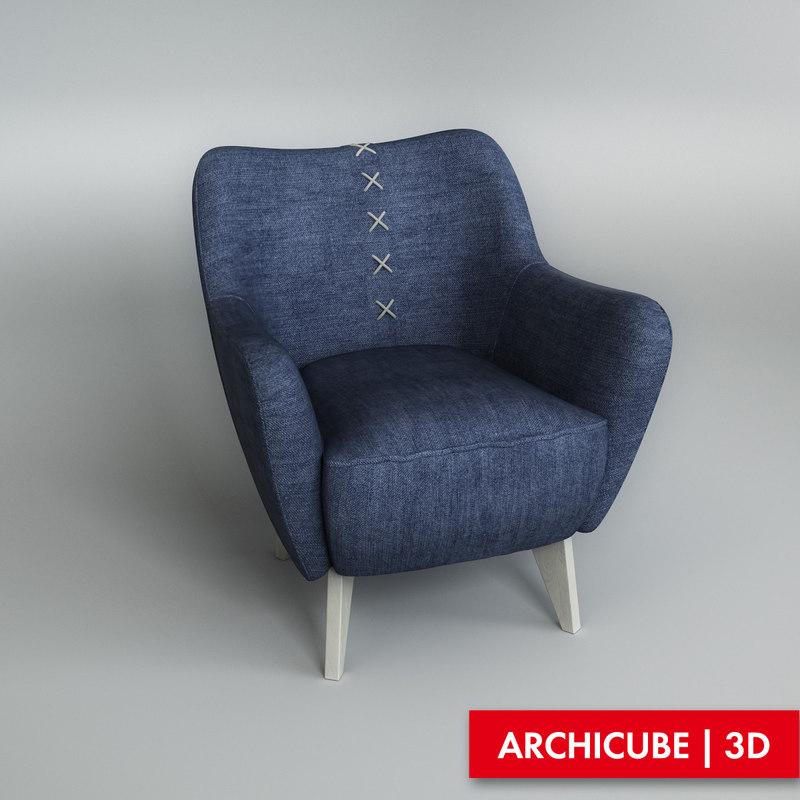 maya chair armchair
