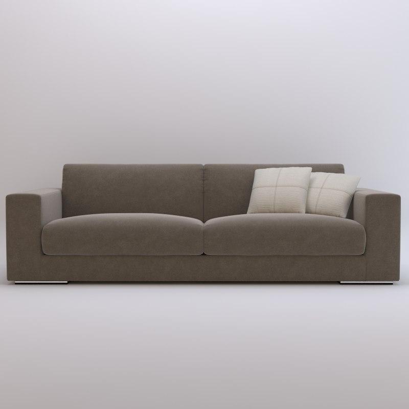 3d arketipo best sofa