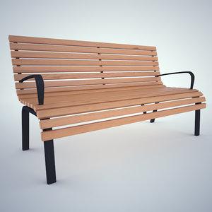 3d railings model