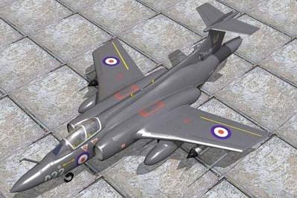 3ds max buccaneer bomber s2