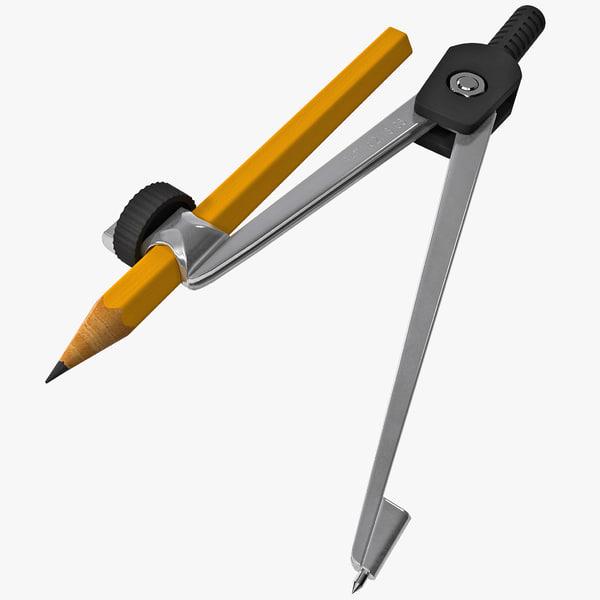 max drafting compass pencil