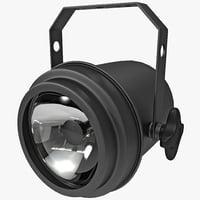 fresnel spotlight 3d c4d