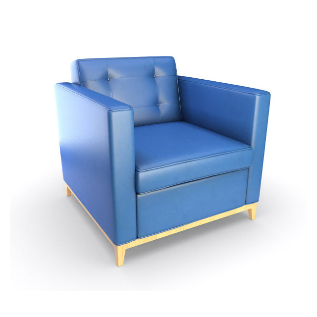 3ds chair realistic
