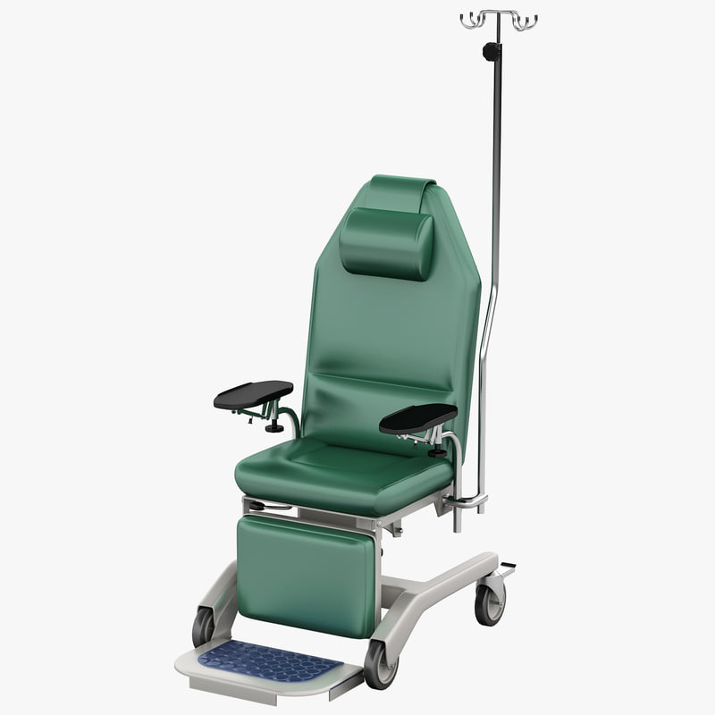 3d hemodialysis armchair