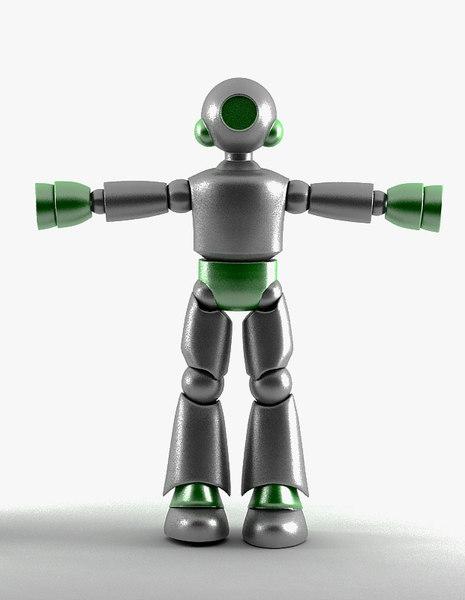 robot bot max free
