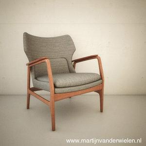 bovenkamp armchair 3d model
