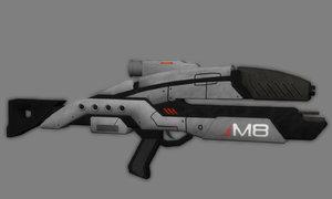 xsi m8 avenger assault rifle
