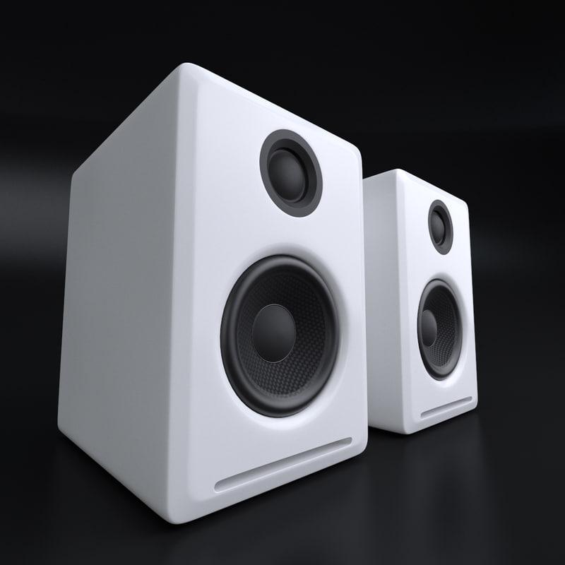 3d speaker audioengine a2