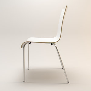 3d model of andy chair
