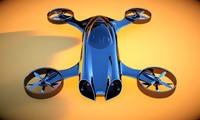3d car designed model
