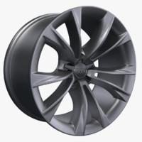 Audi A5 5 spoke V-Design Rim