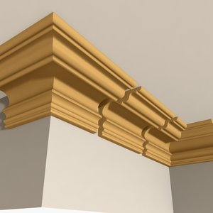 max interior cornice molding