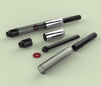 Parker Fountain Pen Twist Converter
