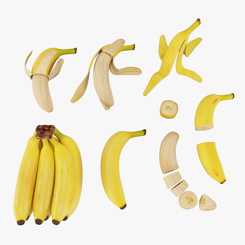 max banana fruit food