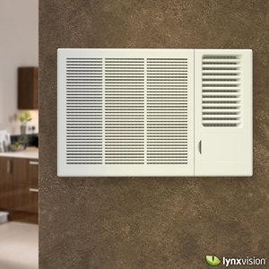 3d plastic window air conditioner