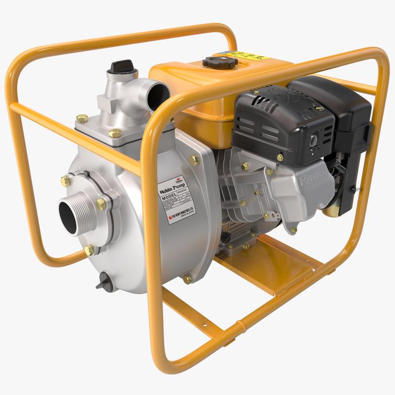 3d max industrial pump subaru